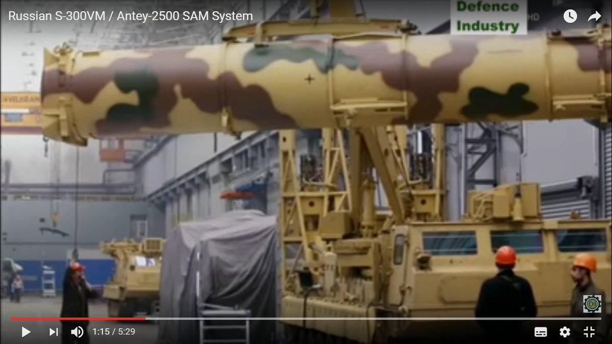 """مصر تتسلم منظومة صواريخ """"أس – 300 بي أم""""  - صفحة 5 C0RYUPnUUAA-GUV"""