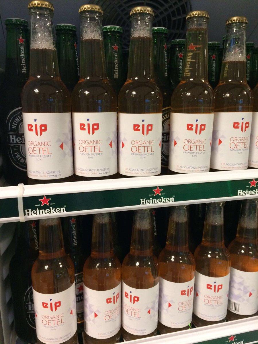 Het bier staat koud voor vanavond @EJPnu dank! The Ugly Sweater Party - Kerstborrel samen met @DeJamfabriek @DeJamfabriekNXT. #partner #EJP. https://t.co/4ruLdM50Ej