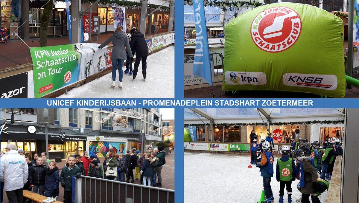 Schaatsbaan zoetermeer stadshart