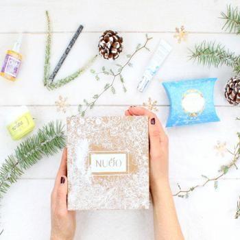 Gagnez votre box beauté bio NUOO de décembre !