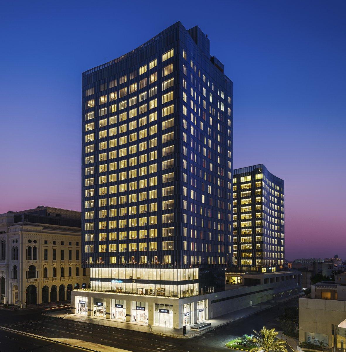 Osamah No Twitter وقعت شركة اصيلة للاستثمار مع مجموعة ماريوت الفندقية عقد ادارة وتشغيل فندق اصيلة الواقع على شارع التحلية في جدة وذلك بعد فسخ العقد السابق مع سلسلة روكو فورتي