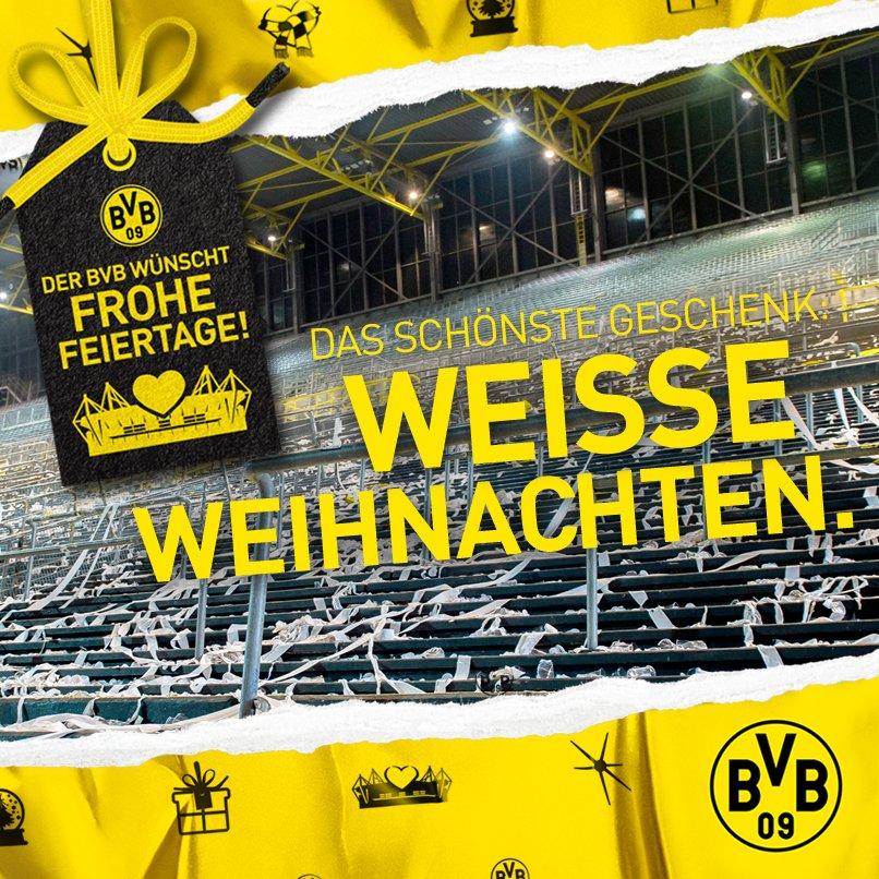 Bvb Frohe Weihnachten.Borussia Dortmund On Twitter Froheweihnachten