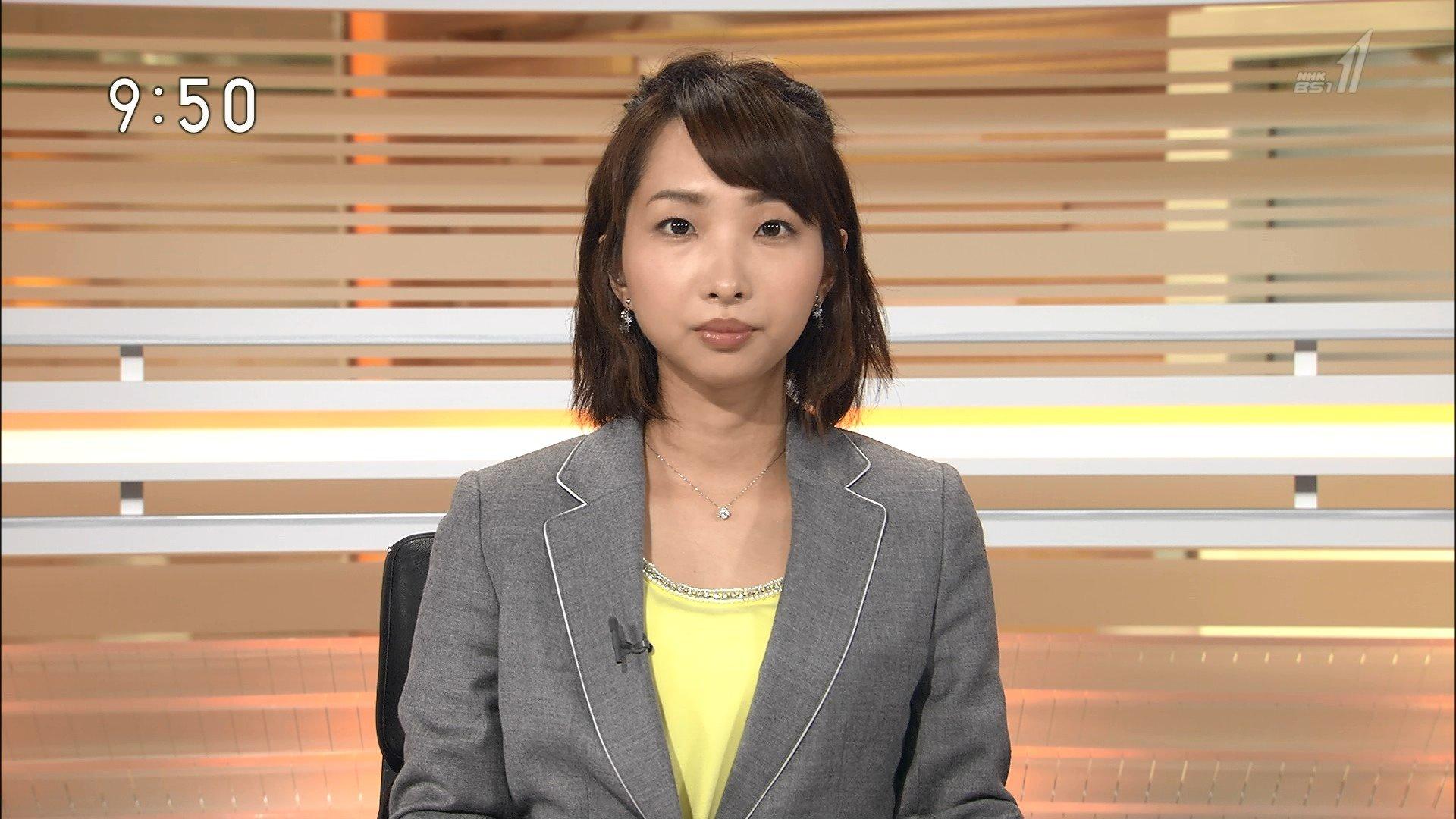 NHK BSニュースアナウンサー何方がお好みですか …