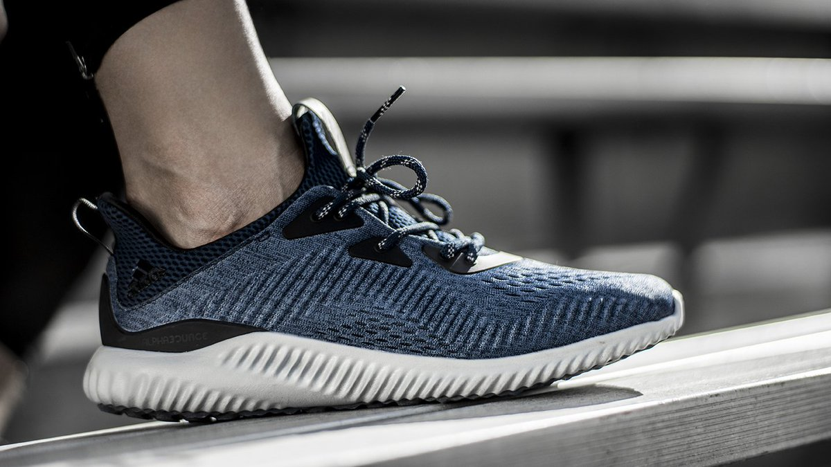 02b01f689 Innovative design for optimal performance. run without limits in the new  adidas  alphabounce engineered mesh.