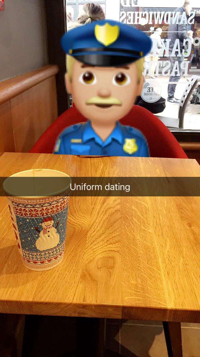 i love uniform dating