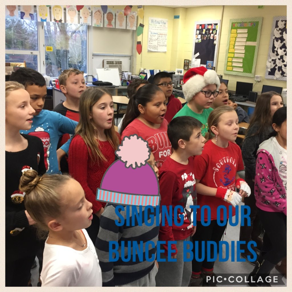 Singing to our Buncee Buddies #piccollage #bunceebuddies @sunrise651 @southoldelem https://t.co/9t8F4LewBB https://t.co/fMiiJVfPSu