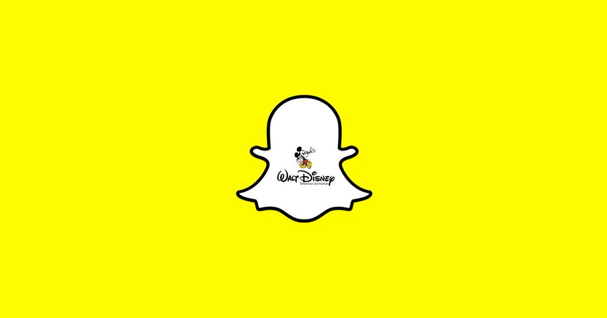 Disney Tv Animation News On Twitter Disney Abc To Produce Snapchat Original Series Can Tva And Animation Join To In The Future Snapchat Disney Https T Co Lflagrkkov Https T Co Uob2mvocry