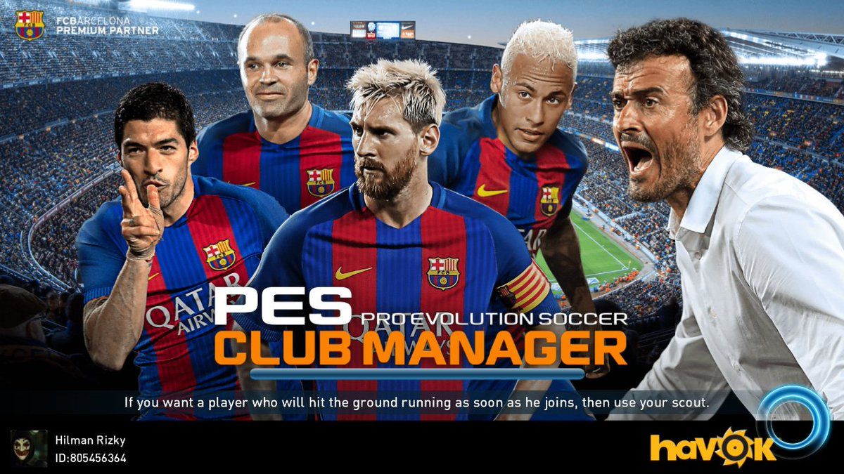 PES Club Manager on Twitter: