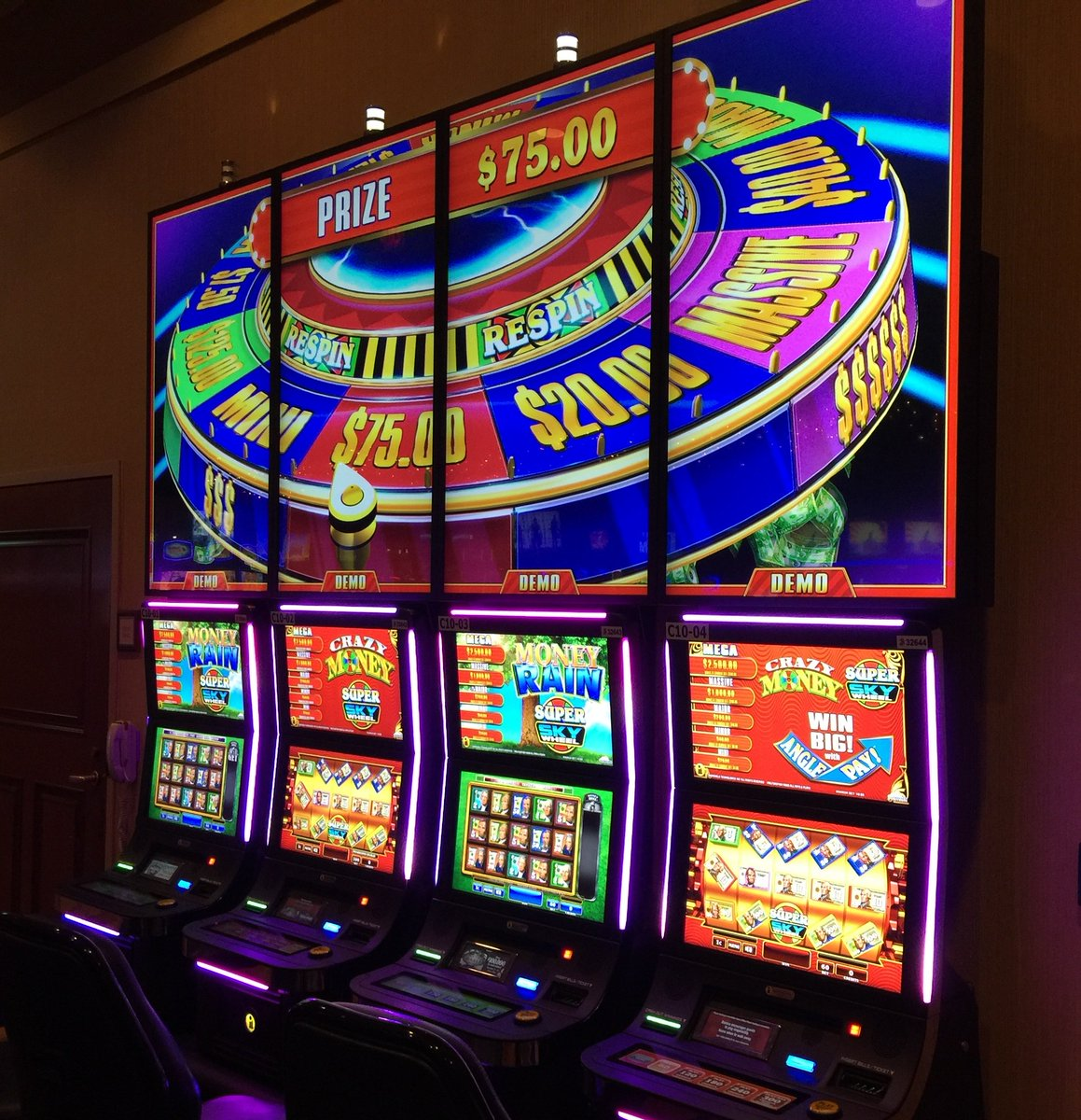 Incredible technology slot machines how to predict roulette numbers