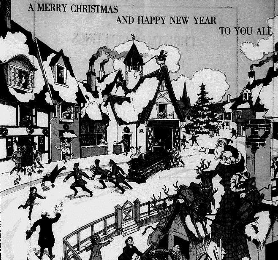 Merry Christmas & Happy New Year from our historical newspaper archives! #ChronAm https://t.co/yqwr7xRmD9 https://t.co/7xHoMKJCcl