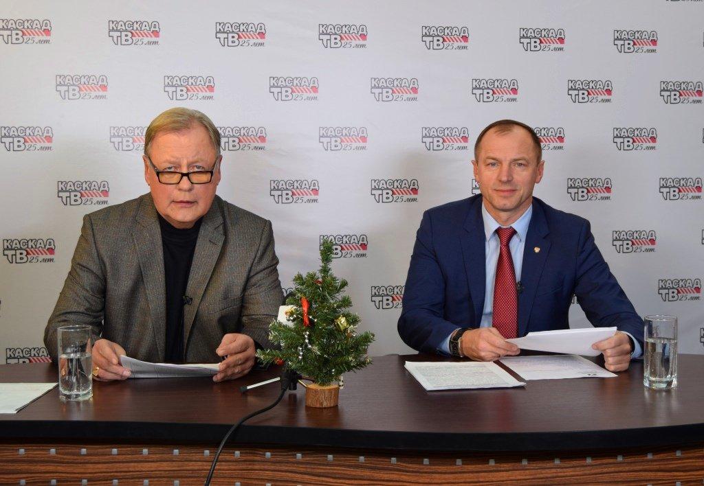 Николай Терехов ответил на вопросы жителей в прямом эфире