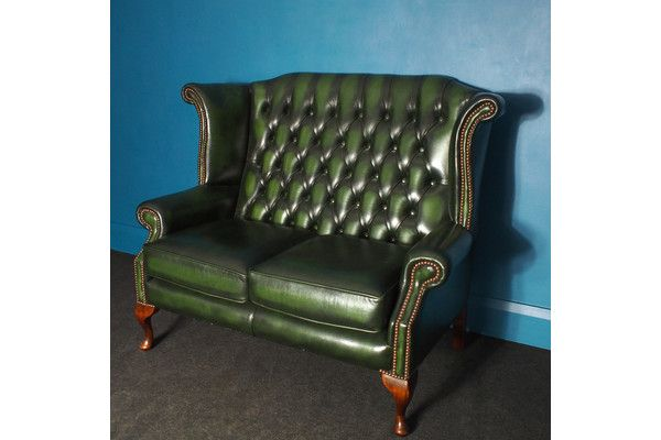 Brilliant Vinterior On Twitter Fabulous 2 Seater Antique Green Gmtry Best Dining Table And Chair Ideas Images Gmtryco