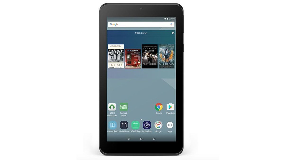Barnes & Noble's cheapo Nook came loaded with spyware