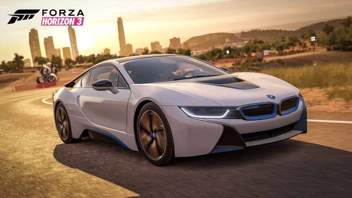 Bmw I8 Coming To Forza Horizons 3 Games Grim Reaper Gamers Forums