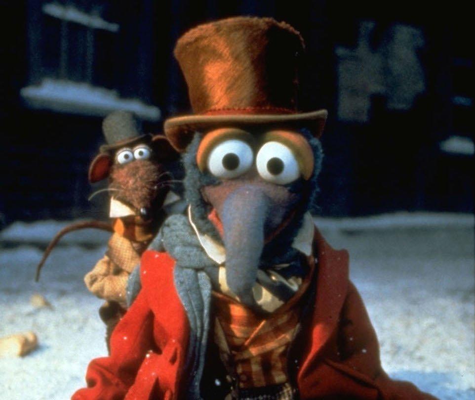 A Muppet Christmas Carol: Michael V. Battista (@mvbattista)