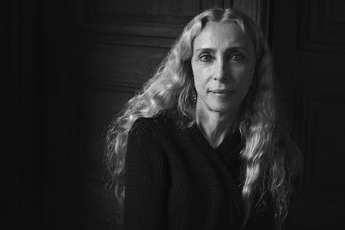Franca Sozzani was always so nice and sincere. You will be deeply missed.