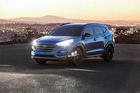 Stand out among the rest with the new 2017 #HyundaiTucson #NightModel