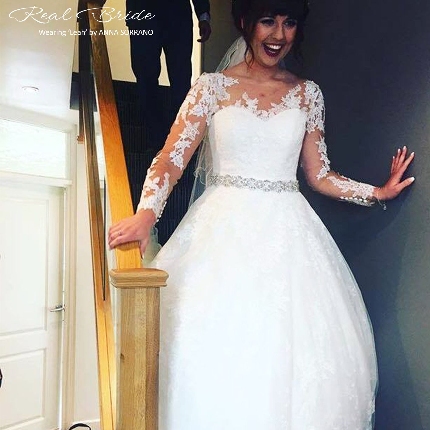 """Real Brides Wed2b: WED2B On Twitter: """"A Stunning Photo Of Real Bride Jenny In"""