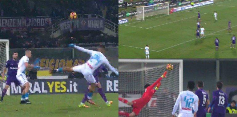 Fiorentina Napoli 3-3: gol e spettacolo fino all'ultimo minuto