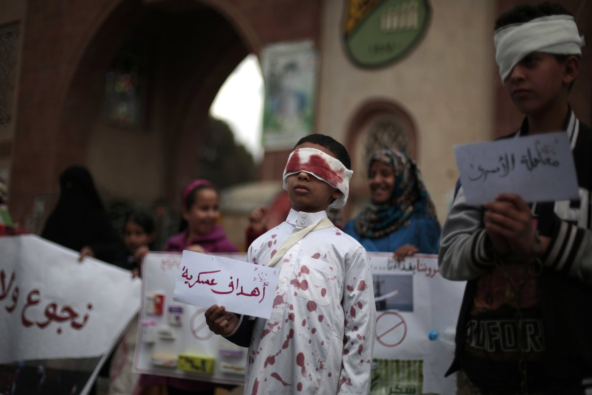 Why has the world forgotten about Yemen? https://t.co/s1vhLbtf9d https://t.co/1s1Cs8rhTe