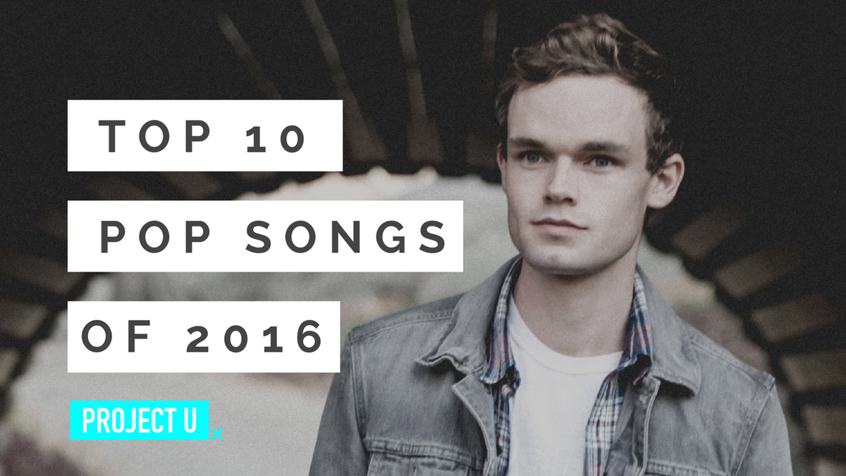 best love pop songs 2016