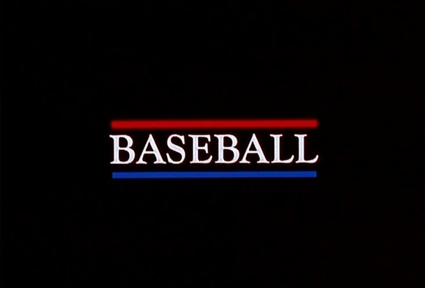 "We're in the final stretch! Catch the last three parts of Ken Burns's ""Baseball"" beginning at 2:30pm ET on MLB Network."