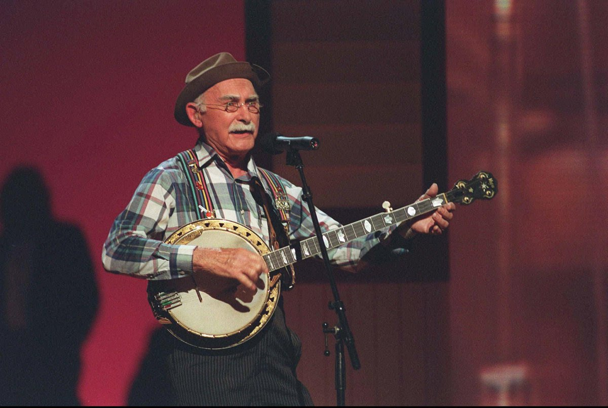 tennessean on twitter grandpa jones had a hit without singing a note in the christmas guest see nashvilles best christmas songs - Grandpa Jones Christmas Guest