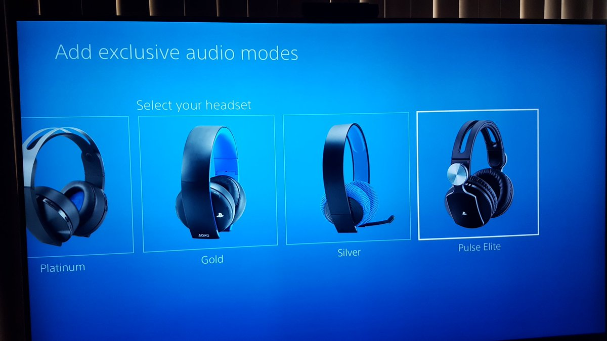 Playstation Headset Companion App Update Is Now 2 0 Neogaf