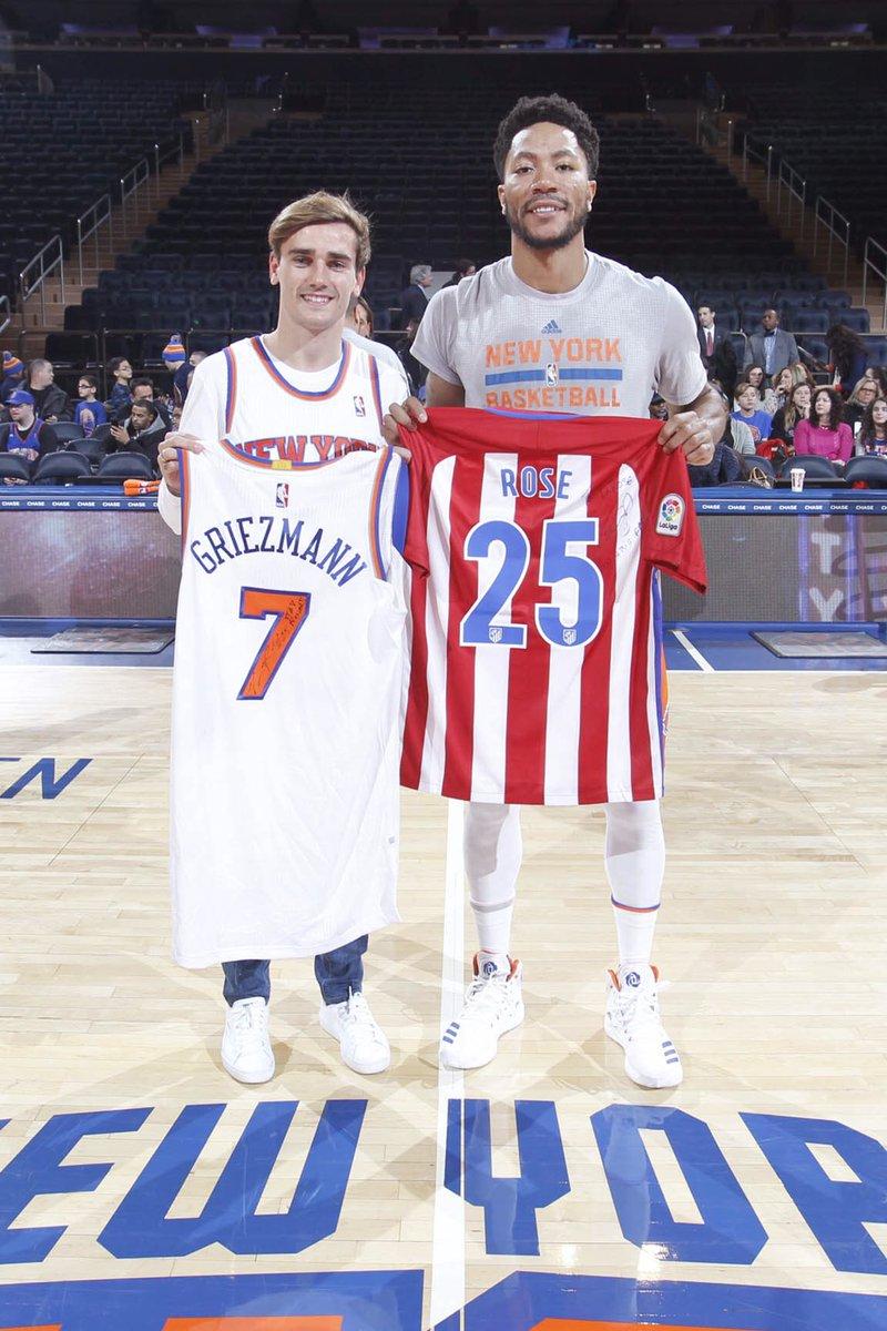 ¿Cuánto mide Derrick Rose? - Altura - Real height C0Uel7yUUAAYUeS