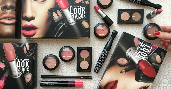 MAC Look in a Box Collections