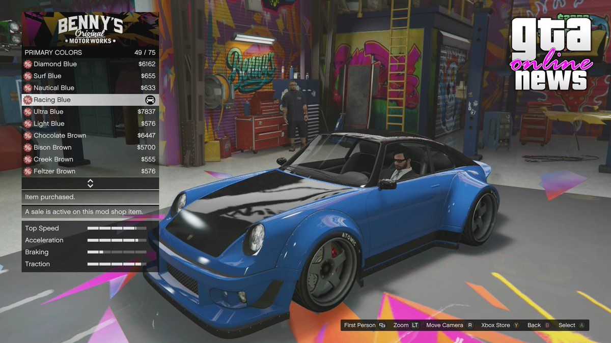 Gta  Benny S Car Upgrade Prices