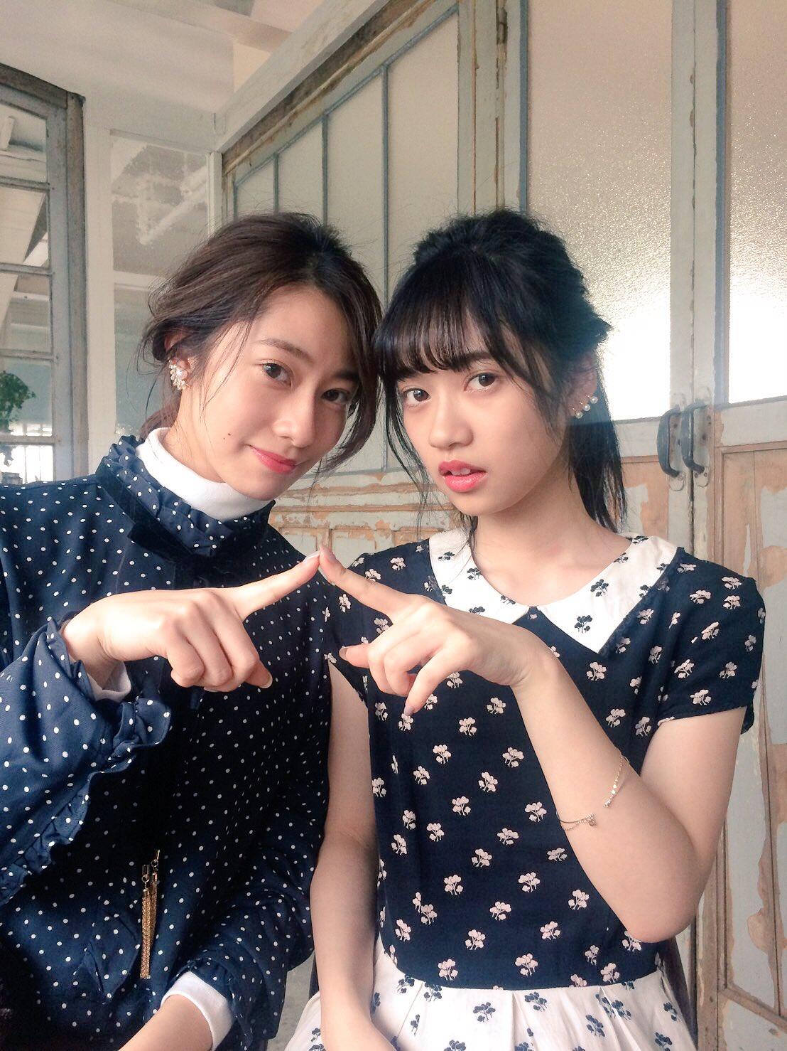 洋服が素敵な桜井玲香さん