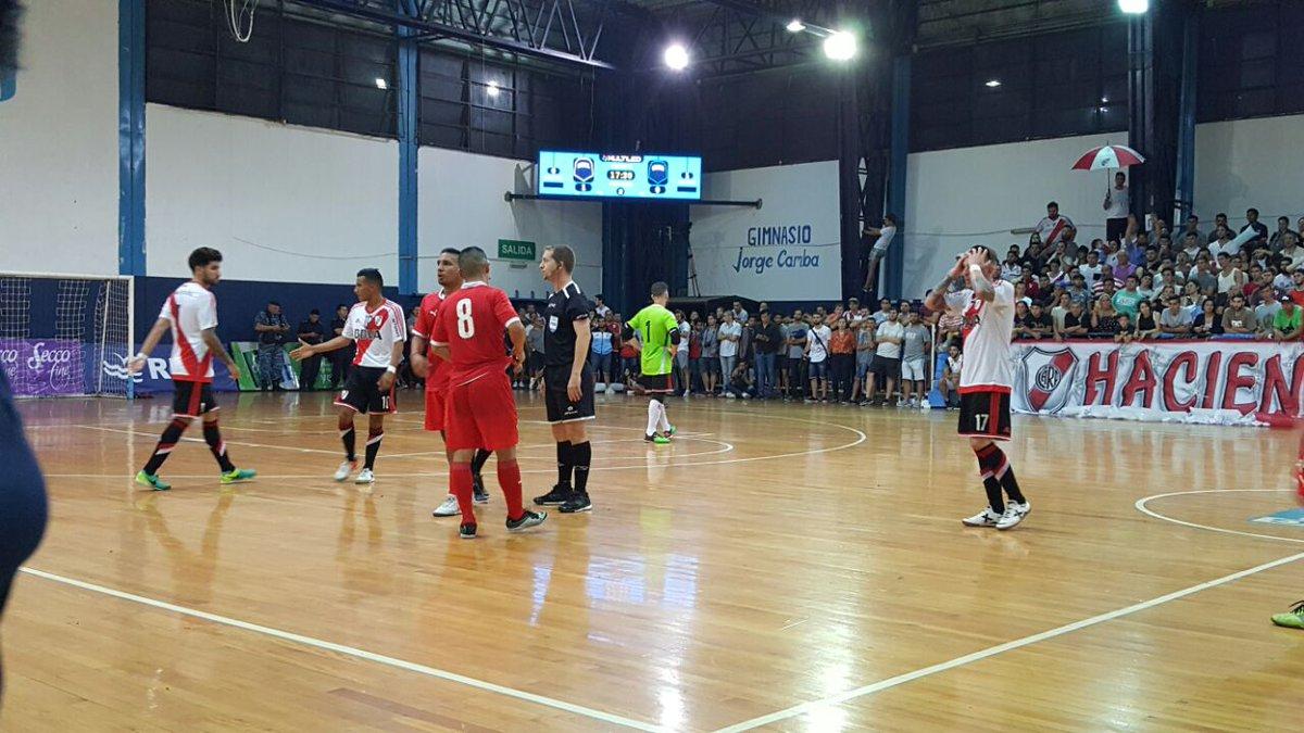 El futsal perdió la final de la Copa Argentina