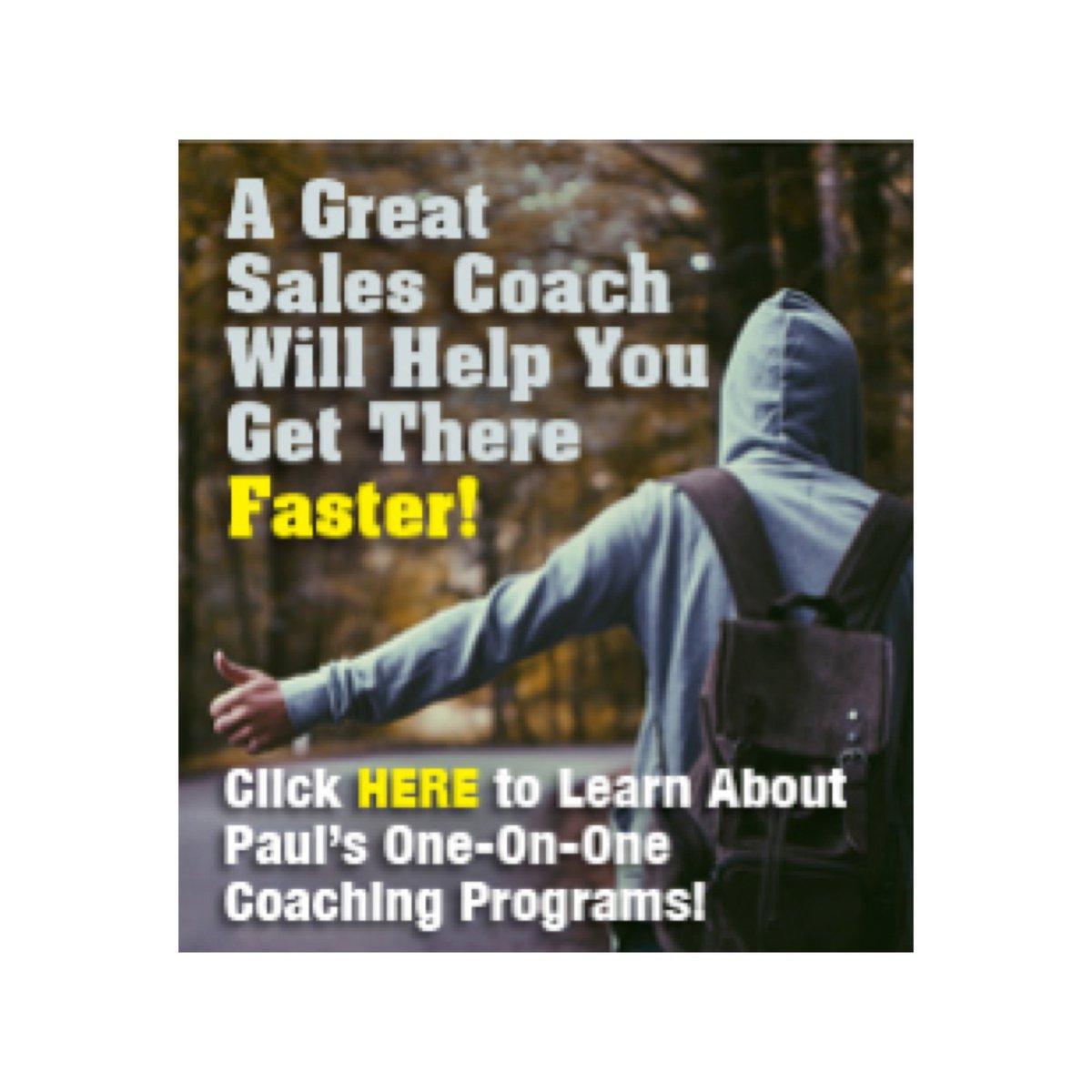 Paul Castain's One On One Coaching Program https://t.co/Hyu49rBWyL https://t.co/GjRDEoHTaV