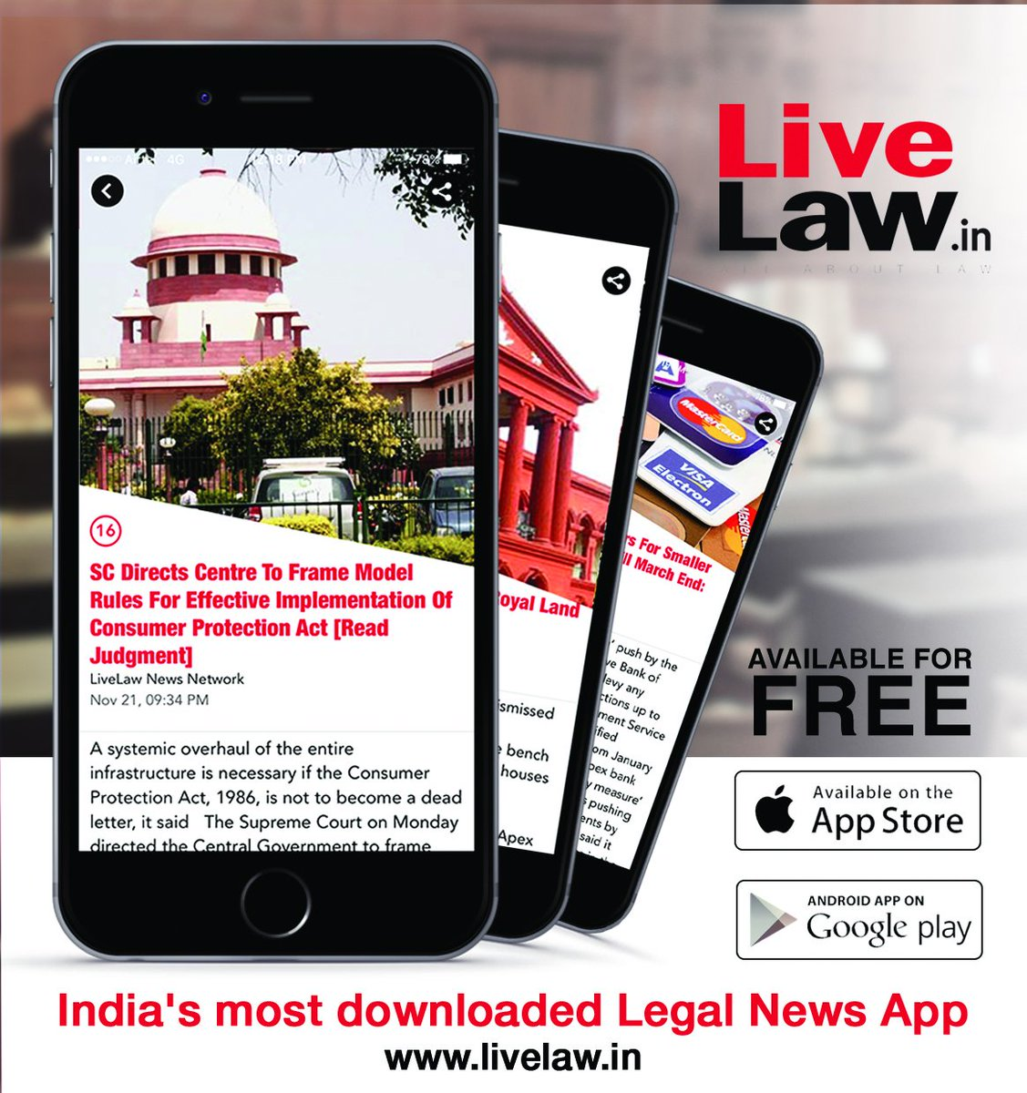 Live Law on Twitter: