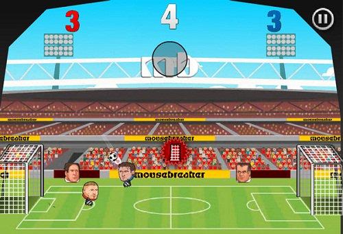 Thumbnail for Games Sport Heads Soccer 2