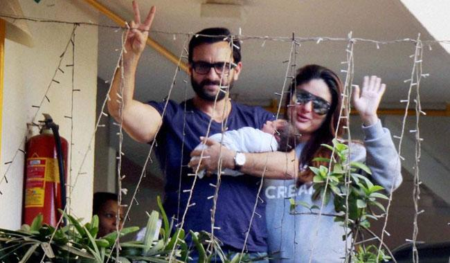 Check Out: Taimur Ali Khan Pataudi's Latest Picture Will Make You Go AWW!