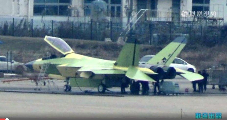 Неясное будущее китайского истребителя FC-31