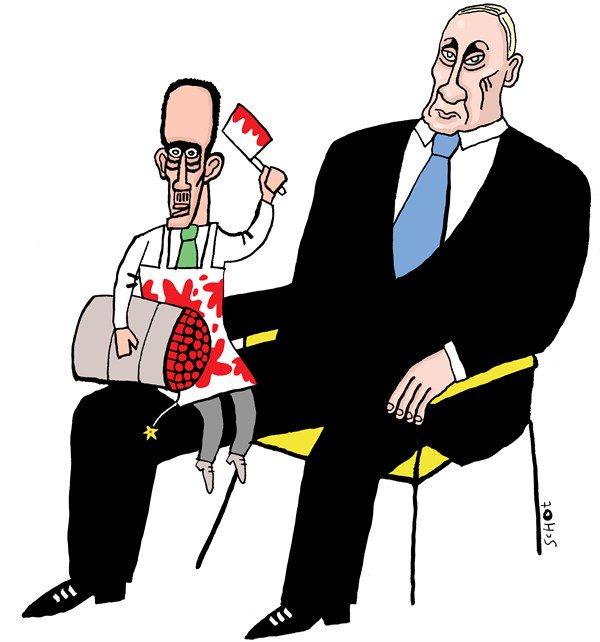 """Путин поздравил Асада """"с окончанием операции по освобождению Алеппо от боевиков"""" - Цензор.НЕТ 1111"""