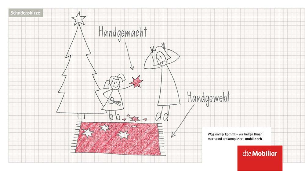 Die mobiliar on twitter was immer kommt wir w nschen - Weihnachts status ...