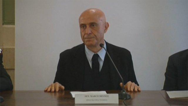 En directo por m s24 rueda de prensa del ministro del for Escuchas del ministro del interior