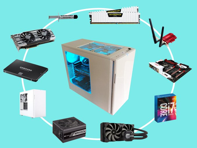 I built my own PC and it was super easy — here's how to do it
