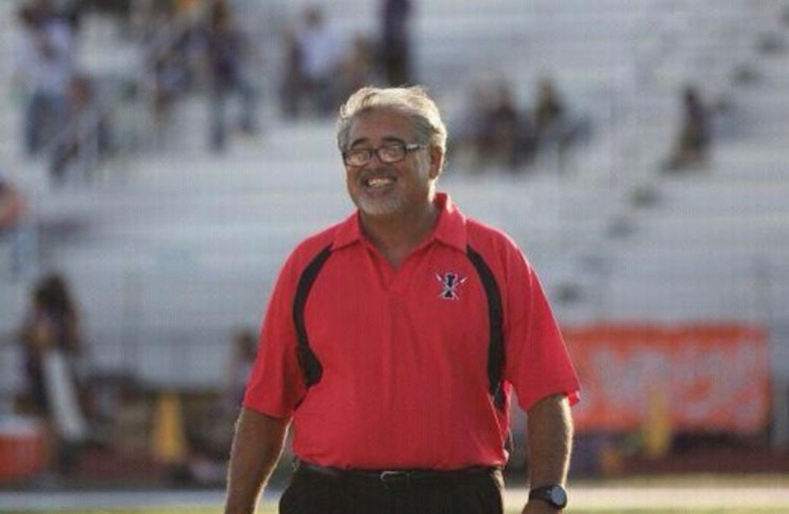 Tragic news - Iraan football coach passes away. #PrayforIraan https://t.co/voCz09HDJX https://t.co/y2bZrXwxdc