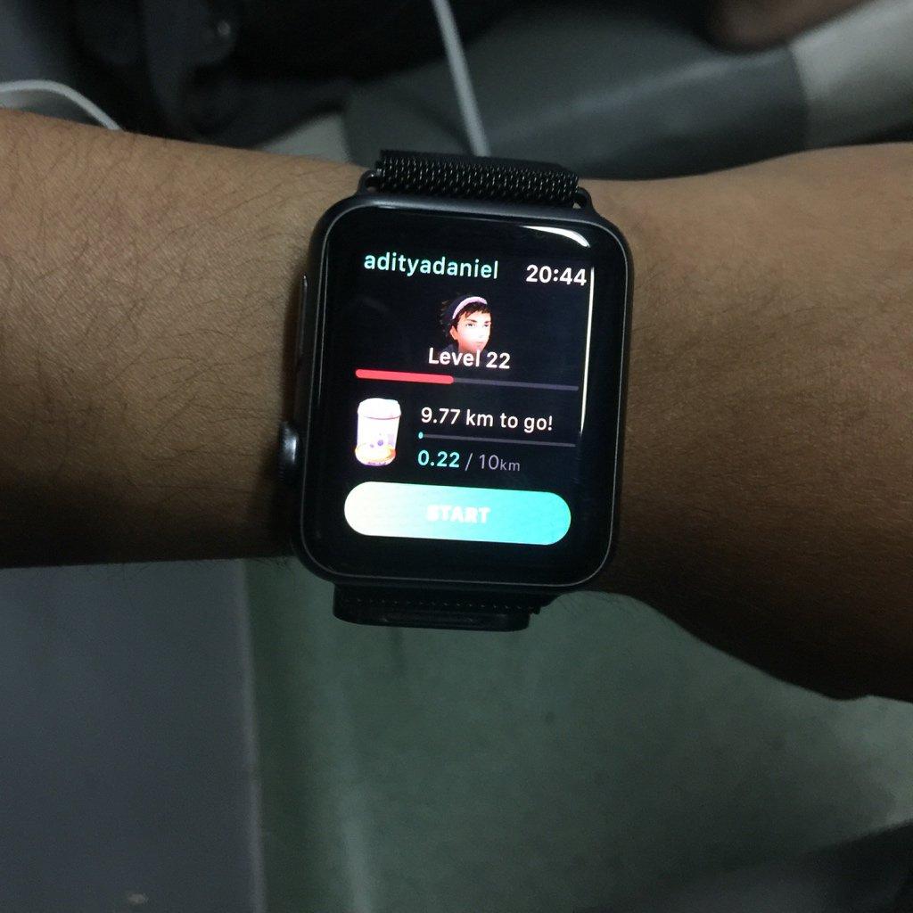Appleinsider Articles 16 12 22 Pokemon Go Apple Watch Implementation Arrives After Week Of Bogus Reports Uda Pada Level Berapa Neh Klw Leh
