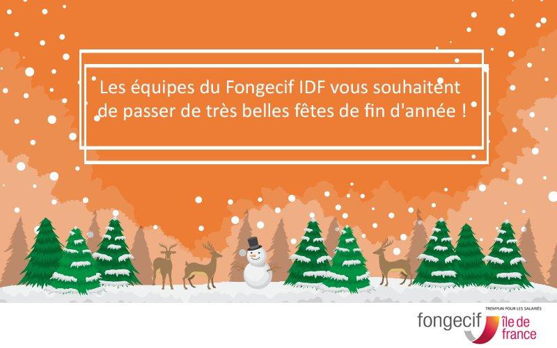 Nous vous souhaitons d'excellentes fêtes de fin d'année !!! 🎉 ❄️ https://t.co/dRjlRiR9nl