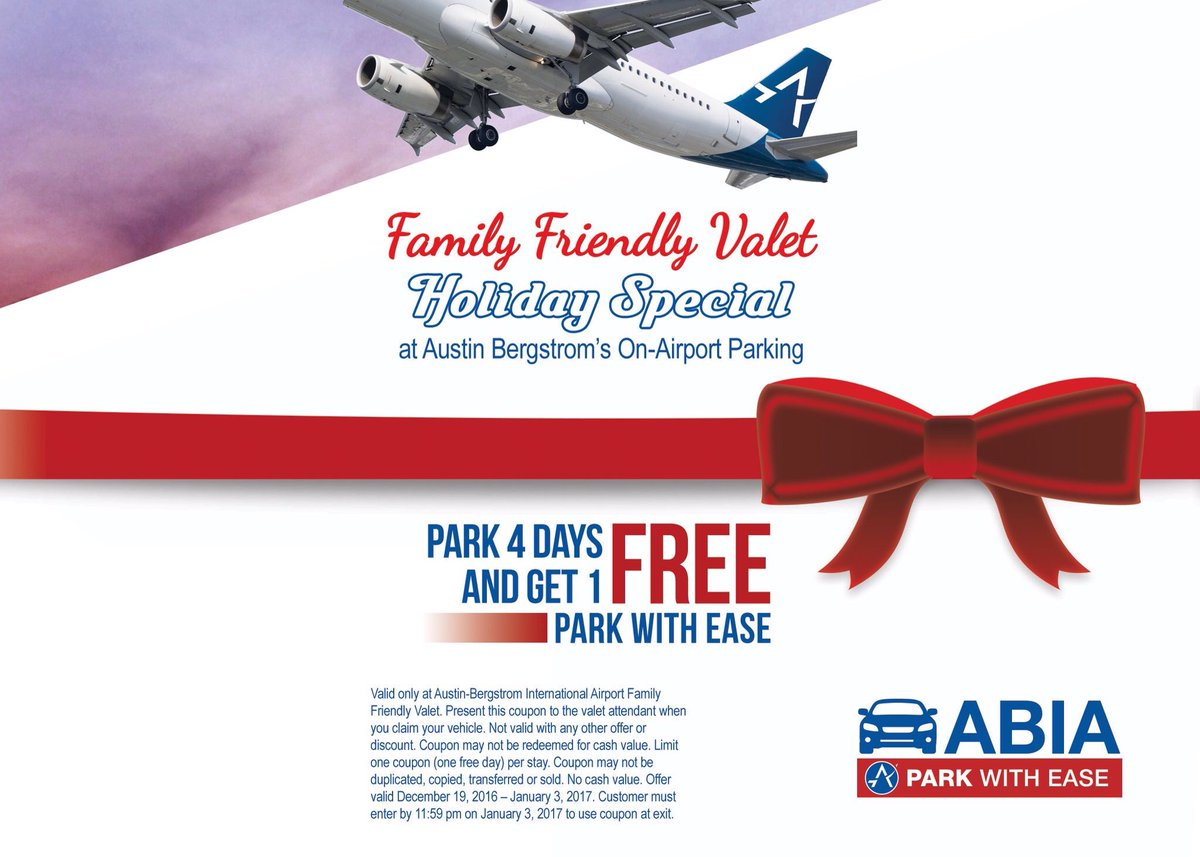 Abia parking coupons