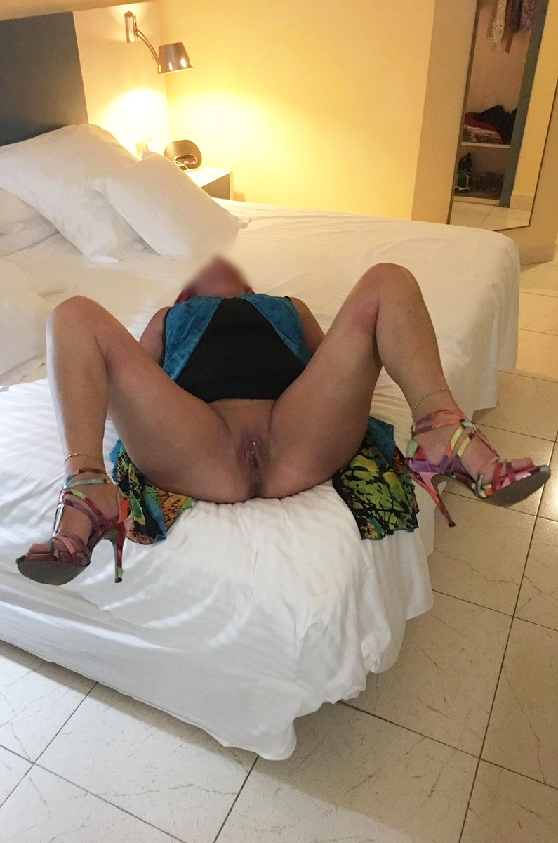 Excellent and amateur milf with legs spread conversations!