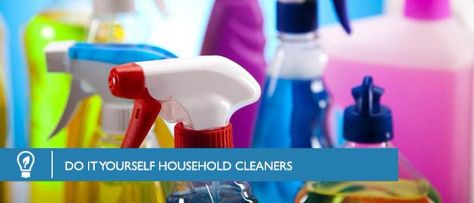 Do It Yourself Household Cleaners