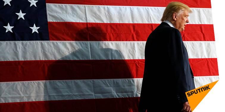 «Devancer tout le monde dans la course aux #armements». Que voulait dire #Trump?   http:// sptnkne.ws/dcWj  &nbsp;   #EtatsUnis<br>http://pic.twitter.com/owdSh6Jwv5
