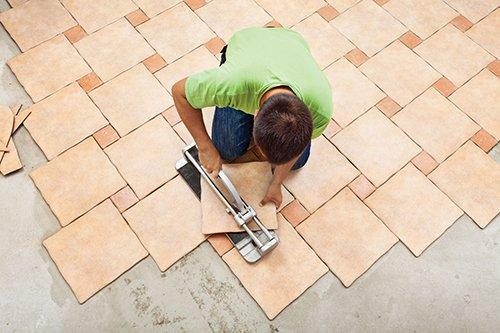 Tool List for Floor Tile
